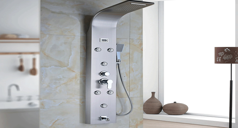 Top 10 Best Shower Panels (Jan. 2020) Review & Buyer's Guide