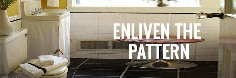 Enliven the Pattern