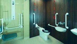 How Tall Is a Standard Handicap Toilet?