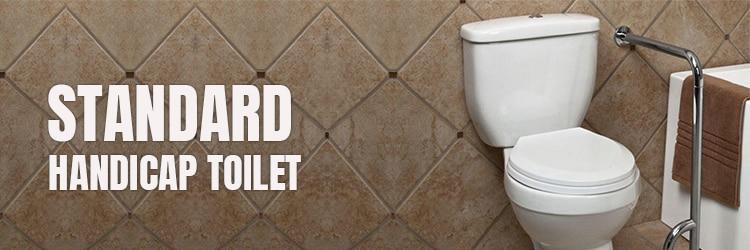 Standard-Handicap-Toilet