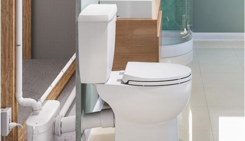 All You Need to Know About the Upflush Toilet System