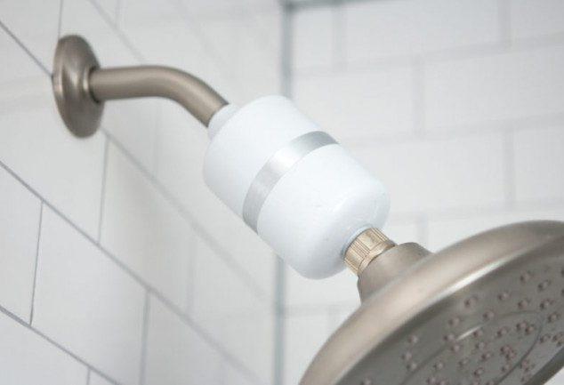 does shower filter work