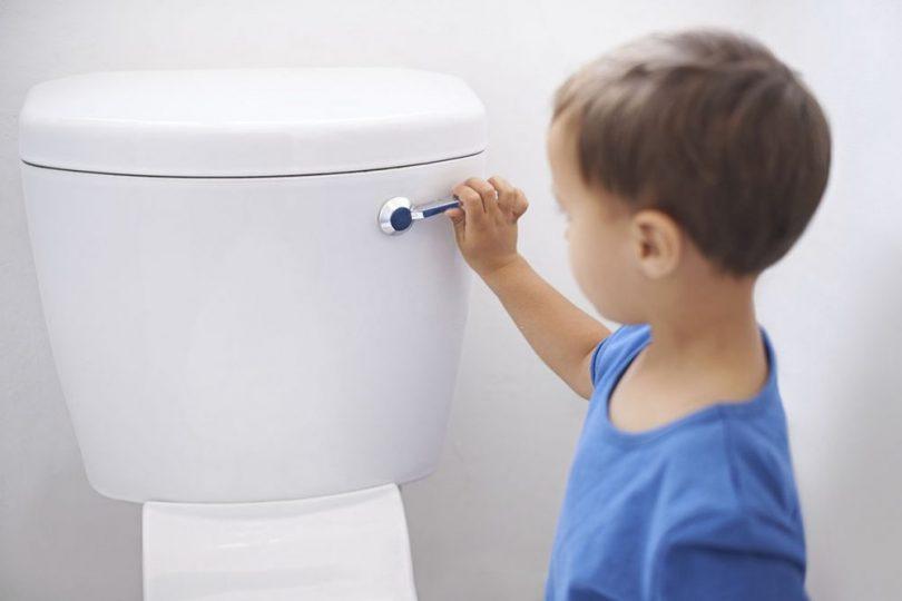 Upflush Toilet Installation