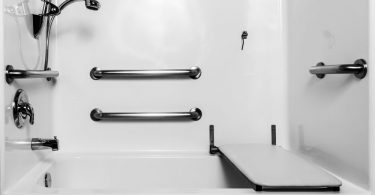 install handicap grab bars