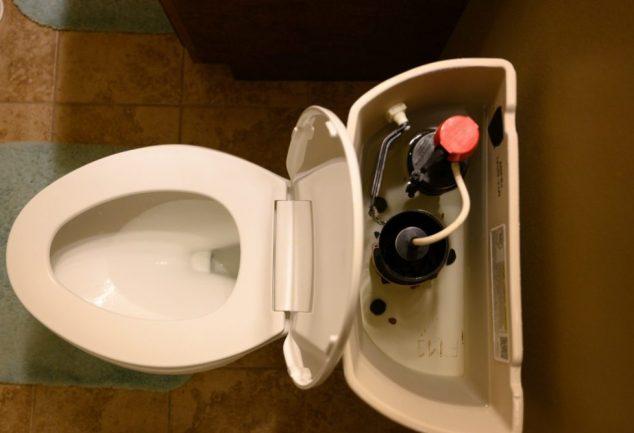 how to fix low flow toilet