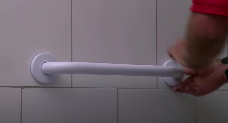 Install Toilet Safety Rails