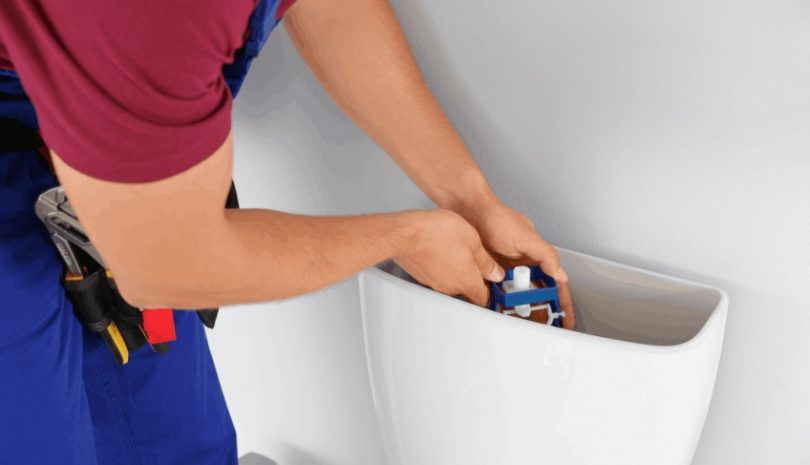 How to Fix a Slow Filling Toilet Tank