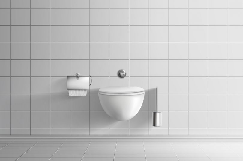 How to Install a Wall Mount Toilet