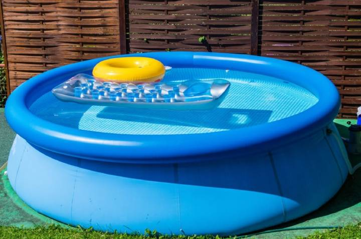 Inflatable Hot Tub Set Up