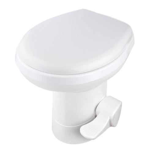 Traditional Gravity Flush RV Toilet