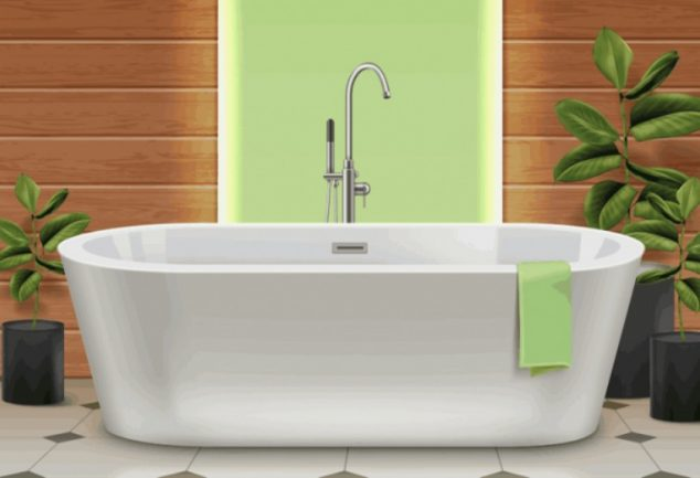 fiberglass vs acrylic tub