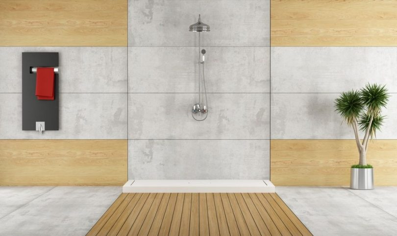 how to remove shower wall panels