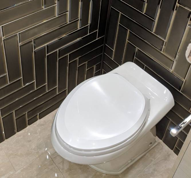 macerating flush rv toilet