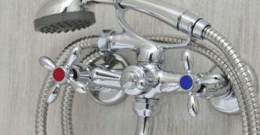 types of shower valve